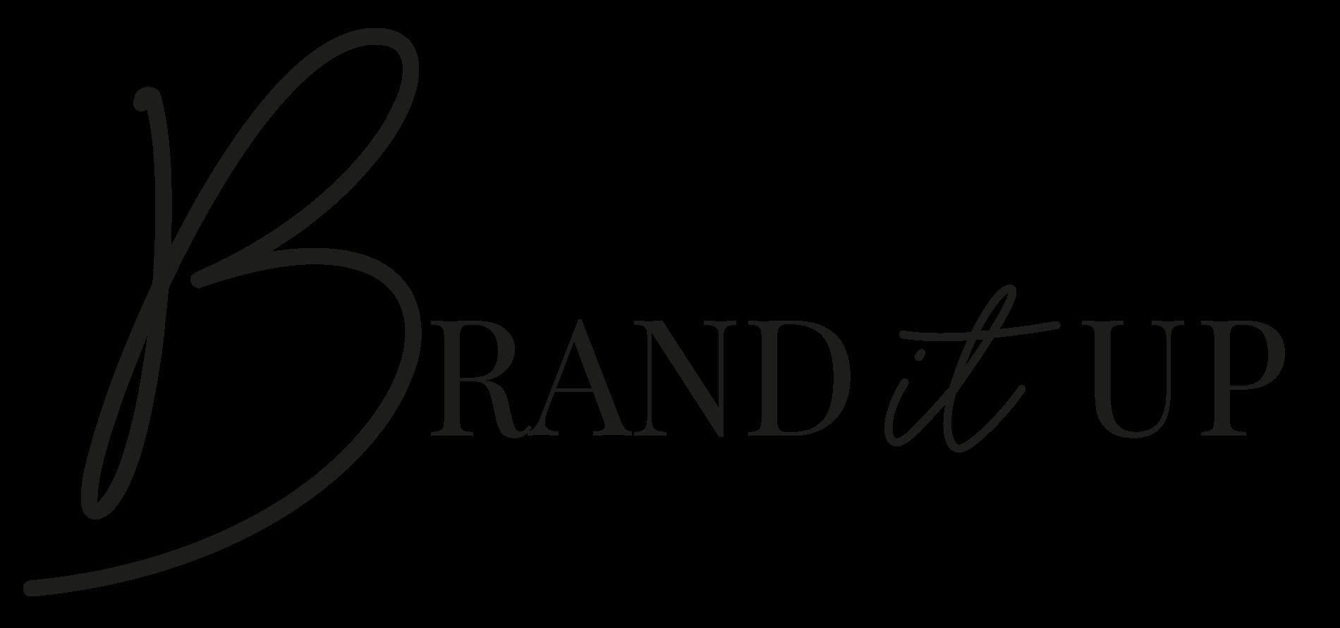 Logo Brand it Up